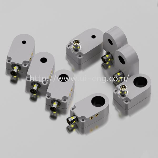 Capacitive - Ring Sensors Capacitive Proximity Sensors XECRO Penang, Malaysia, Bayan Lepas Supplier, Suppliers, Supply, Supplies | UI Engineering Sdn Bhd