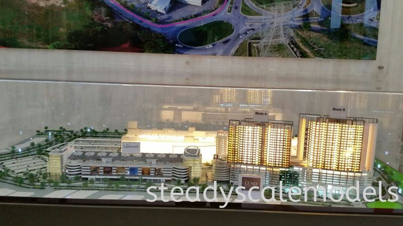 Others Gemilang Waras Kuala Lumpur (KL), Malaysia, Selangor, Kepong Architectural, Building, Model | Steady Scale Models