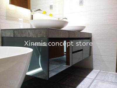Vanity cabinet - Saujana Golf & Country Club