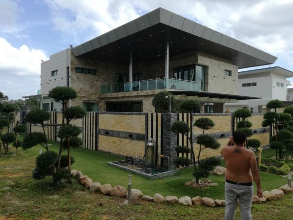 Out door finished product Johor Bahru (JB), Malaysia Design | LV Construction Design Sdn Bhd