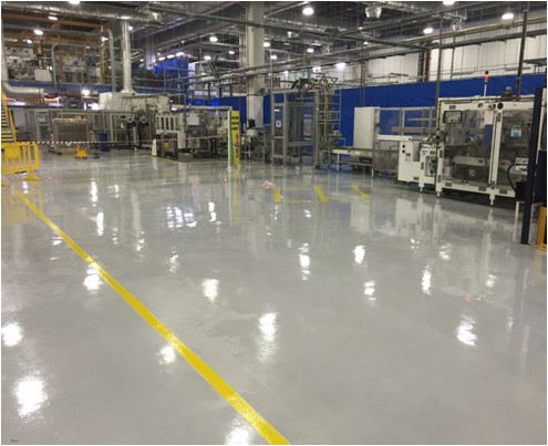 Clean Room and ESD Floor Epoxy Flooring Works for Different Floor Purposes Singapore, Bukit Batok Contractor, Specialist, Company | FORTRAN SINGAPORE PTE. LTD.