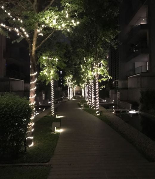Festive Lighting Decoration Works Singapore, Bukit Batok Contractor, Specialist, Company | FORTRAN SINGAPORE PTE. LTD.