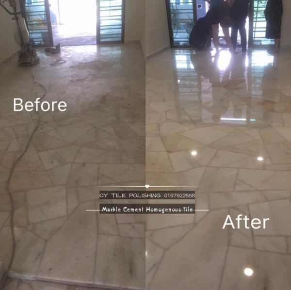 Grinding Broken Marble Others JB, Johor Bahru Grinding, Polished, Cleaning   CY Tile Polishing (M) Sdn. Bhd.