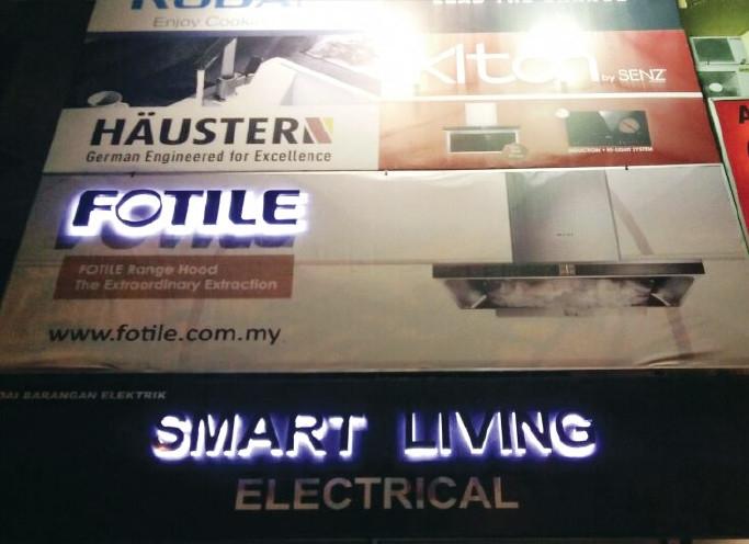 3D Illuminated Signs Selangor, Malaysia, Kuala Lumpur (KL), Seri Kembangan Manufacturer, Maker, Supplier, Supply | Alpha Advertising & Signcrafts