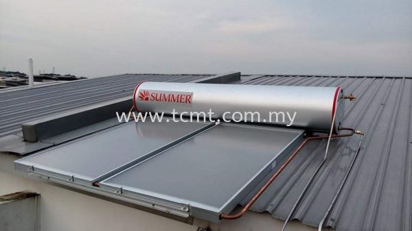 Summer Solar Heater Solar water Heater Malaysia Johor Bahru JB Supply Suppliers | TC Marketing & Trading