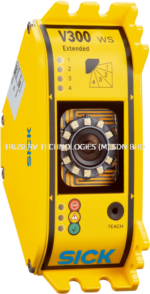 V300 Work Station Extended Safety Camera Systems Opto-electronic Protective Devices SICK Penang, Malaysia, Bayan Lepas Supplier, Supply, Supplies, Distributor | Truserv Technologies (M) Sdn Bhd