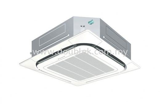 FCQ100KA / RZR100MV (4.0HP R410A Inverter) Ceiling Cassette Series Daikin Air Cond Johor Bahru JB Malaysia Supply, Installation, Repair, Maintenance | Double K Air Conditioning & Engineering Sdn Bhd