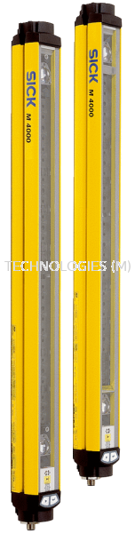 M4000 Standard Multiple Light Beam Safety Devices Opto-electronic Protective Devices SICK Penang, Malaysia, Bayan Lepas Supplier, Supply, Supplies, Distributor   Truserv Technologies (M) Sdn Bhd