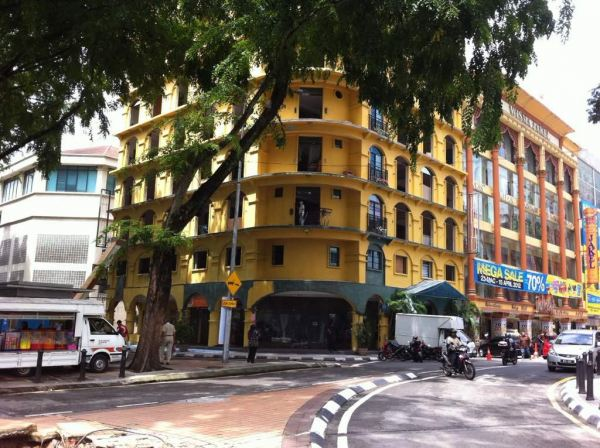 Commercial Building @Cheras Exterior Painting For Commercial Building Building Painting Service Kuala Lumpur, KL, Selangor, Malaysia. Painting Service, Contractor, One Stop | Xiang Sheng Construction