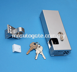AUTO LOCK Model GKM-86N DCMOTO Auto Gate Spare Parts DCMOTO Kuala Lumpur (KL), Johor Bahru (JB), Malaysia, Selangor, Sarawak, Kepong Supplier, Supply, Supplies, Installation | Mr AutoGate Automation