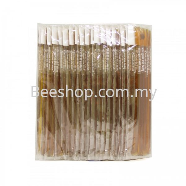野山苦瓜花蜜棒 x 5支 x 20包装 Raw Honey Stick   Supply, Supplier, Suppliers, Wholesaler | Eco Bee Shop Sdn Bhd