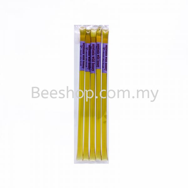Ұɽ°×»¨²Ý·äÃÛ°ô x 5Ö§ Raw Honey Stick   Supply, Supplier, Suppliers, Wholesaler | Eco Bee Shop Sdn Bhd