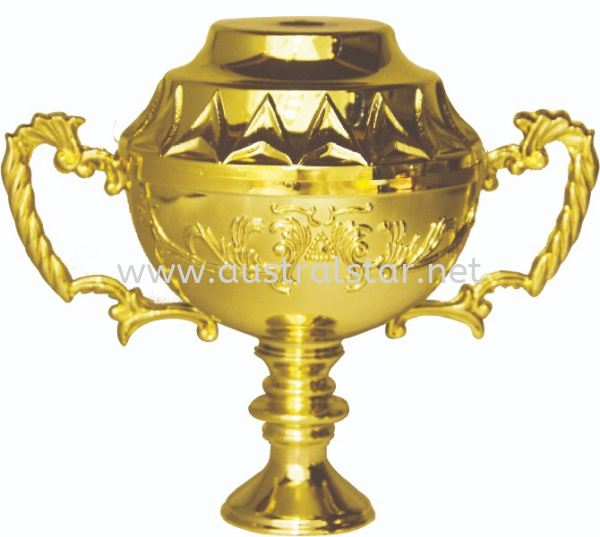 T39 CHROMED PLASTIC TROPHY COMPONENT COMPONENT & ACCESSORIES Malaysia, Selangor, Kuala Lumpur (KL), Kepong Manufacturer, Supplier, Supply, Supplies   Austral Star Sdn Bhd