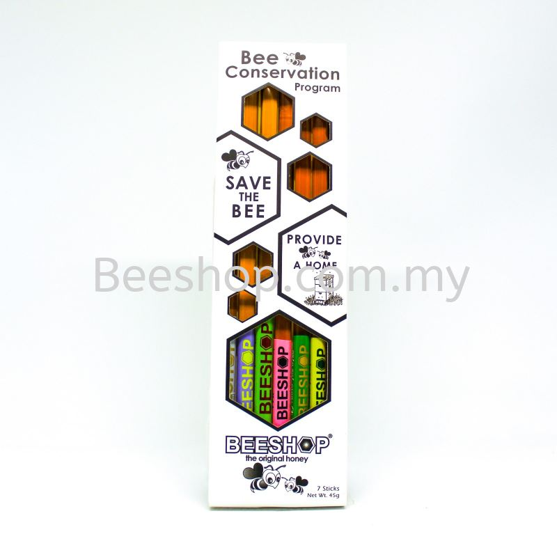 Bee Conservation Honey Stick