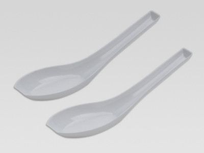 Chinese Spoon Disposable Cutlery & Cups Kuala Lumpur (KL), Malaysia, Selangor Supplier, Suppliers, Supply, Supplies | NLT Plastic Trading Sdn Bhd