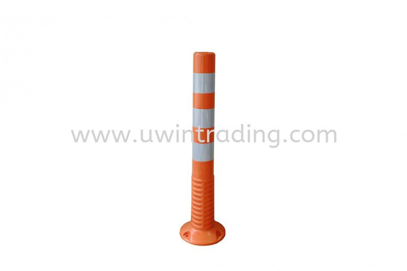 PU Elastic Pole Warning Post Traffic Control Products Johor Bahru (JB) Malaysia, Indonesia, Philippines & Vietnam Supply, Supplier | U Win Trading & Supply Sdn. Bhd.