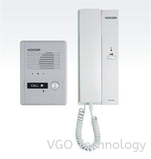 Kocom 601DC Door Phone Penang, Butterworth, Malaysia System, Supplier, Supply, Installation | VGO Technology