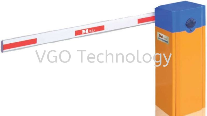 MAG BR500 Series Intelli Barrier Barrier Gate System Penang, Butterworth, Malaysia System, Supplier, Supply, Installation   VGO Technology