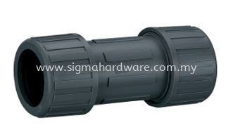 PVC Compression Coupling Compression Coupling & Union Coupling Valves Selangor, Malaysia, Kuala Lumpur (KL), Ampang Supplier, Suppliers, Supply, Supplies | SIGMA Hardware Sdn Bhd