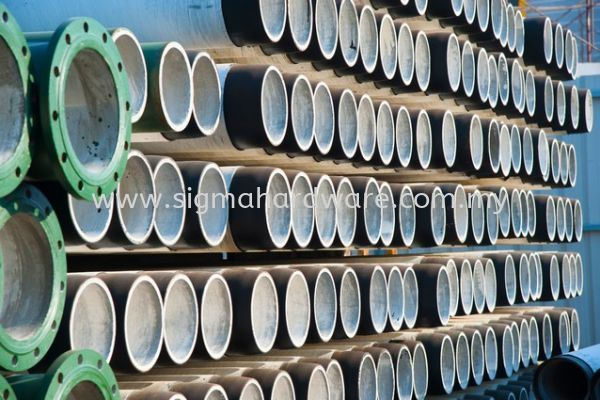 Mild Steel Cement Lined Pipe Mild Steel Pipes Selangor, Malaysia, Kuala Lumpur (KL), Ampang Supplier, Suppliers, Supply, Supplies | SIGMA Hardware Sdn Bhd