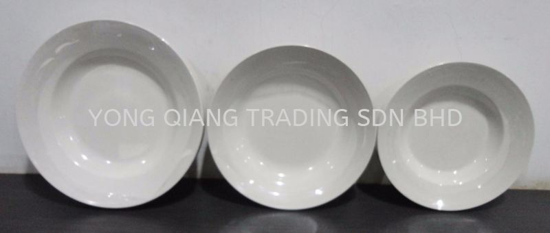 H684 / H686 / H688 Bowl/ Plate Tableware Kitchen and Dining Johor Bahru, JB, Johor, Malaysia. Supplier, Manufacturer, Supplies, Retailer   Yong Qiang Trading Sdn Bhd
