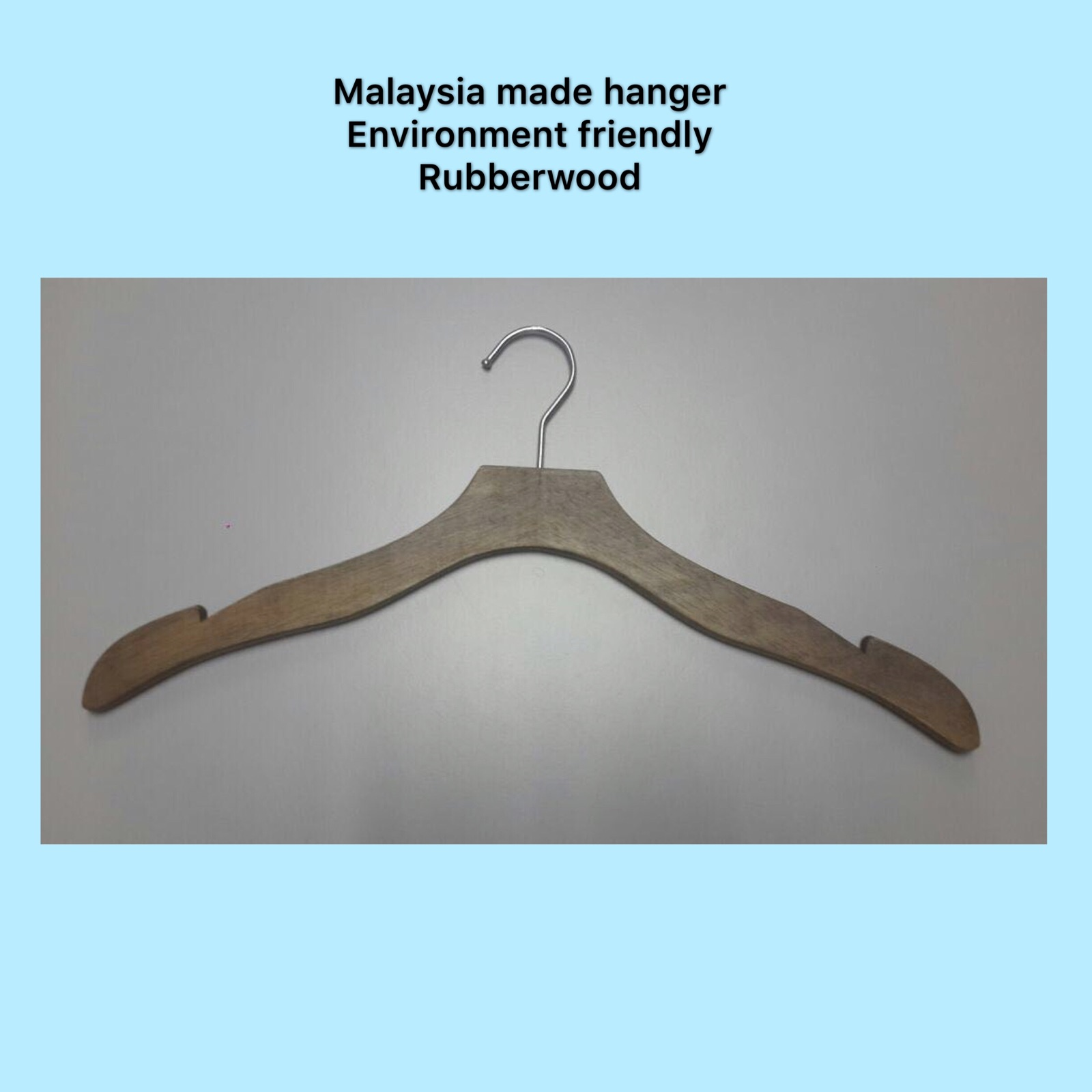 Model: 3024P Hanger With Clip