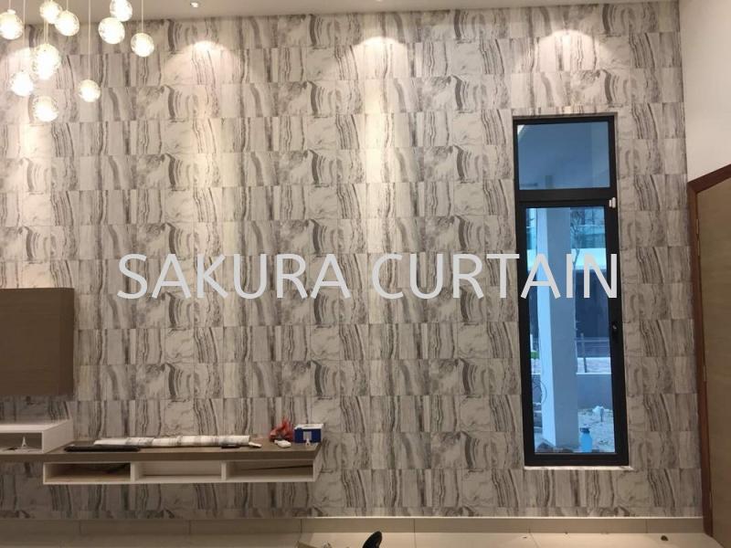 Decorative Wallpaper Selangor, Malaysia, Kuala Lumpur (KL), Cheras Supplier, Suppliers, Supply, Supplies | Sakura Curtain House