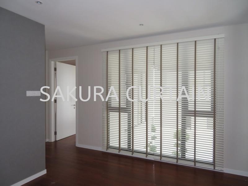 Fauxwood Venetian Blinds Window Blinds Selangor, Malaysia, Kuala Lumpur (KL), Cheras Supplier, Suppliers, Supply, Supplies | Sakura Curtain House