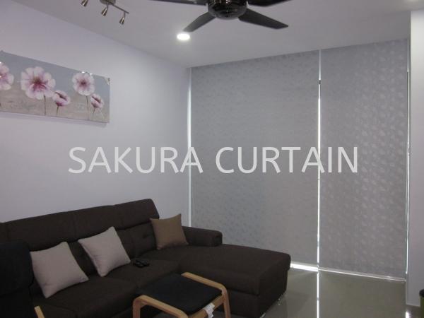 Roller Blinds Window Blinds Selangor, Malaysia, Kuala Lumpur (KL), Cheras Supplier, Suppliers, Supply, Supplies | Sakura Curtain House