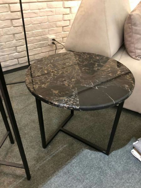 Dark Marble Side Table Marble Coffee Table Selangor, Kuala Lumpur (KL), Malaysia Supplier, Suppliers, Supply, Supplies | DeCasa Marble Sdn Bhd