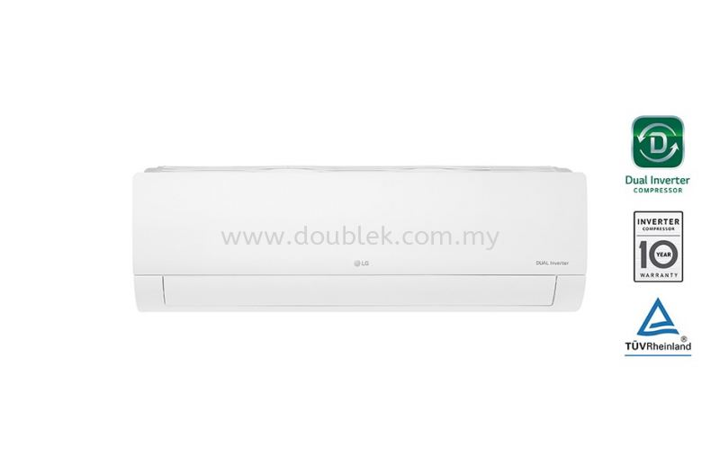 BS-Q186K3A0 (2.0HP Inverter) Wall-Mounted Inverter LG Johor Bahru JB Malaysia Supply, Installation, Repair, Maintenance | Double K Air Conditioning & Engineering Sdn Bhd