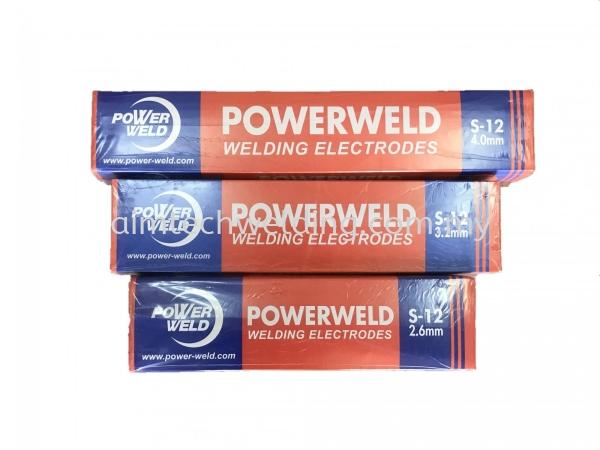 PowerWeld Welding Electrode WELDING CONSUMABLES Selangor, Malaysia, Kuala Lumpur (KL), Shah Alam Supplier, Supply, Rental, Repair | Aim Tech Welding System Sdn Bhd