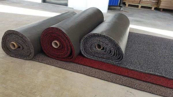 3A COIL MAT (TWO TONE) 3A Coil Mat Dirt Absorbing Mats Malaysia, Penang Supplier, Suppliers, Supply, Supplies | YGGS World Sdn Bhd