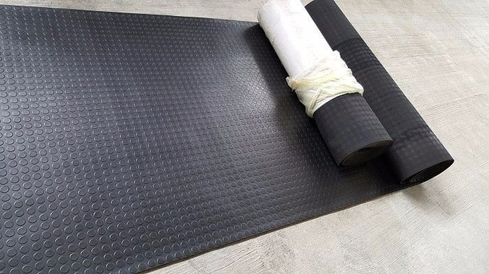 RUBBER STUD MAT (ROLL FORM) Coin Flooring Malaysia, Penang Supplier, Suppliers, Supply, Supplies | YGGS World Sdn Bhd