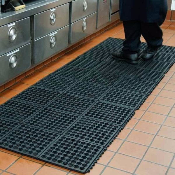 SW99 INTERLOCKING SIZE Kitchen Floor Mat Rubber Mat Malaysia, Penang Supplier, Suppliers, Supply, Supplies | YGGS World Sdn Bhd