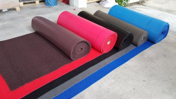 Koymat Coil Floor Mat Koymat Coil Floor Mat PVC Coil Tikar Malaysia, Penang Supplier, Suppliers, Supply, Supplies | YGGS World Sdn Bhd