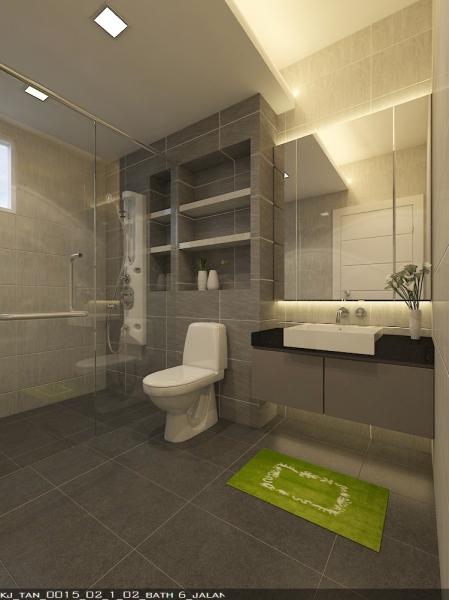 Shower Screen Kuala Lumpur (KL), Malaysia, Selangor, Pandan Jaya, Cheras Contractor, Specialist | ALLGLASS SDN BHD