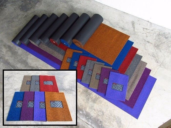 Koymat Roll Car Mat (Nail Back Two Tones) Koymat Roll Car Mat Koymat Car Mat Malaysia, Penang Supplier, Suppliers, Supply, Supplies | YGGS World Sdn Bhd
