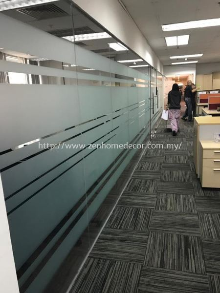 Frosted Film Tinted Film Selangor, Malaysia, Kuala Lumpur (KL), Puchong, Shah Alam Supplier, Suppliers, Supply, Supplies   Zen Home Decor