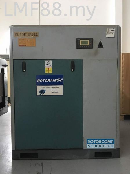 Sale of Second hand Air Compressor Others Johor Bahru (JB), Johor, Ulu Tiram, Malaysia Supplier, Suppliers, Supply, Supplies | ACparts Engineering Sdn Bhd