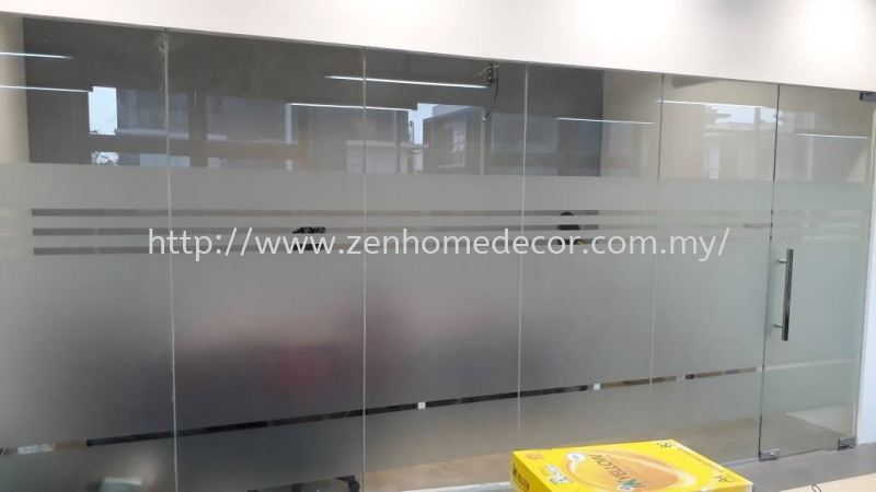 Frosted Film Tinted Film Selangor, Malaysia, Kuala Lumpur (KL), Puchong, Shah Alam Supplier, Suppliers, Supply, Supplies | Zen Home Decor