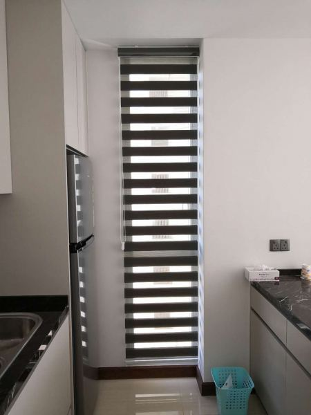 Puteri Cove Condo Zebra Blind   Supplier, Suppliers, Supplies, Supply | Kim Curtain Design Sdn Bhd