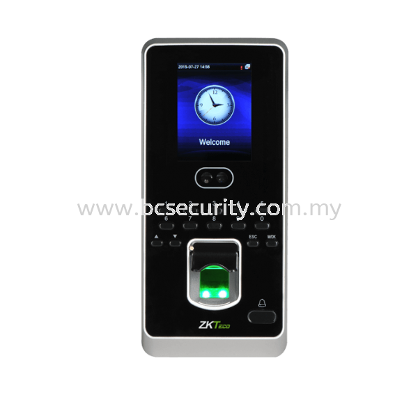ZK Teco 800-H ZKTeco System Access Control Johor Bahru (JB), Kempas, Skudai Supplier, Supply, Supplies, Installation | Broad Coverage Sdn Bhd