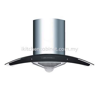 KA12- cooker hood Kitchen Accessories Kitchen & Wardrobe Accessories Selangor, Malaysia, Kuala Lumpur (KL), Puchong Supplier, Suppliers, Supply, Supplies | i-Kitchen Cabinet Sdn Bhd