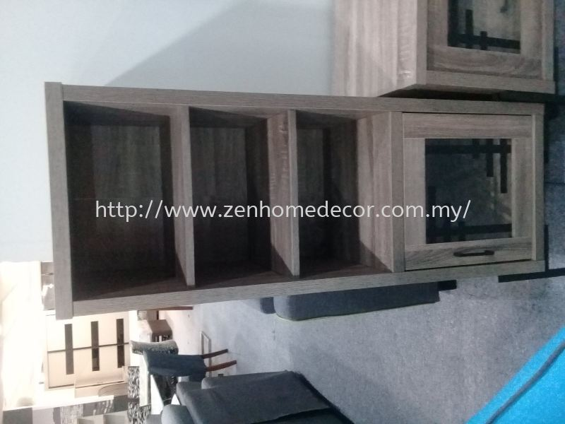 Display cabinet Furniture Selangor, Malaysia, Kuala Lumpur (KL), Puchong, Shah Alam Supplier, Suppliers, Supply, Supplies | Zen Home Decor