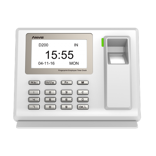 D200 BIOMETRIC TIME ATTENDANCE BIOMETRIC TIME ATTENDANCE & DOOR ACCESS Johor Bahru (JB), Skudai System, Supplier, Supply, Installation | Smartech System