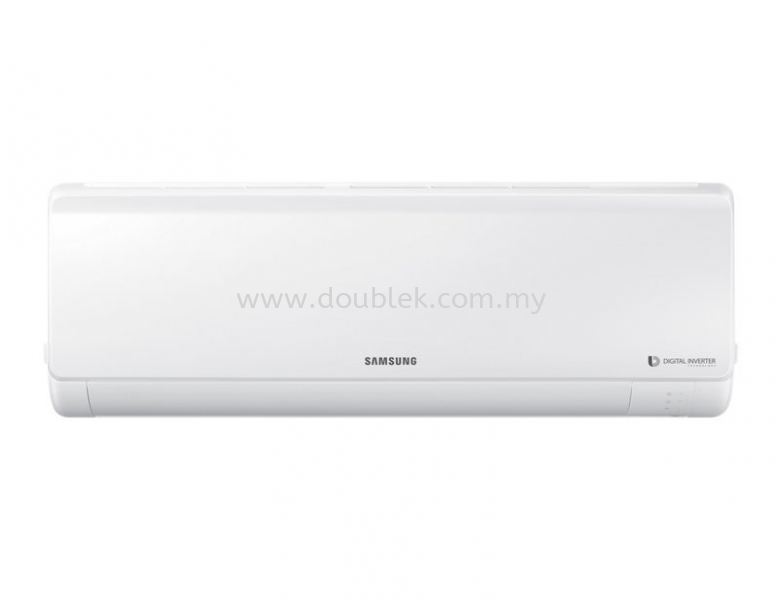 AR12JRFLBWKNME (1.5HP R410A AR5000HM Non-Inverter Deluxe With Faster Cooling) Wall-Mounted Samsung Johor Bahru JB Malaysia Supply, Installation, Repair, Maintenance | Double K Air Conditioning & Engineering Sdn Bhd