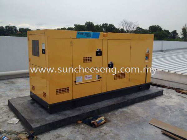 60-180Kva Silent Type-1 New/Used Soundproof Canopy Type Soundproof Canopy Type Selangor, Malaysia, Kuala Lumpur (KL), Klang Supplier, Suppliers, Supply, Supplies | Sun Chee Seng Engineering Sdn Bhd