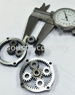 Miniatures Gears Others Johor Bahru (JB), Malaysia Sharpening, Regrinding, Turning, Milling Services | Sousta Cutters Sdn Bhd
