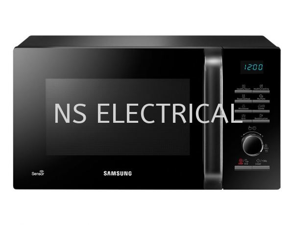 Samsung Grill Microwave Oven with Stylish Design, 23L (MG23H3115GK) Microwave Microwave & Built-in Oven Kitchen Appliances Penang, Malaysia Supplier, Suppliers, Supply, Supplies | AGKNY Event & Deco PLT
